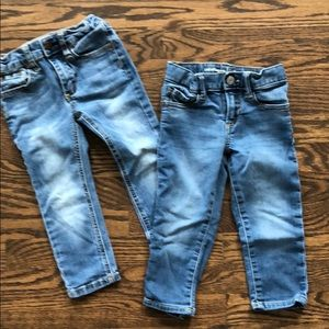 Set of Two Skinny Jeans